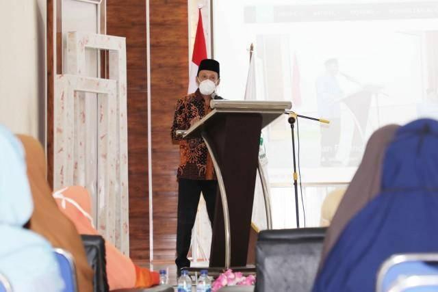 Pelantikan DPD IPQAH Medan, Ini Pesan Pjs Wali Kota Arief Sudarto