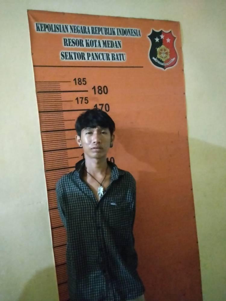 TKP di Sibolangit, Sepeda Motor Curian Ditemukan di Medan
