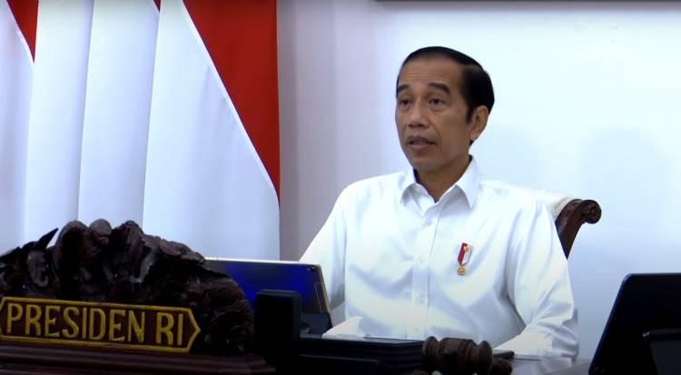 Presiden: Antisipasi Dampak La Nina di Sektor Pertanian, Perikanan dan Perhubungan