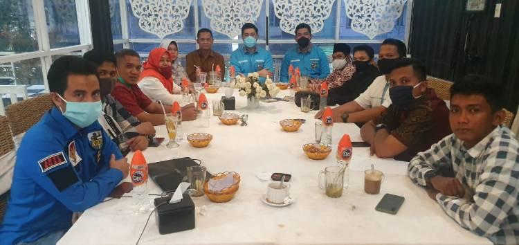 Curhat ke El, Ortom Muhammadiyah Sebut Dispora Sumut Kurang Peduli Pemuda