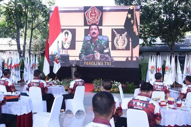 Panglima TNI Buka Kejurnas Menembak Tahun 2020 di Senayan
