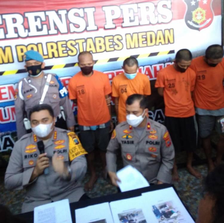 Soal Dua Tahanan Kasus Polisi Gadungan Meninggal, Kapolsek Sunggal Bebas dari Sanksi Hukum