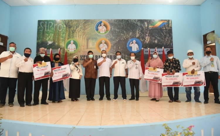 Peringati Hari Kesaktian Pancasila Pemprov Sumut Salurkan Bantuan untuk Pejuang