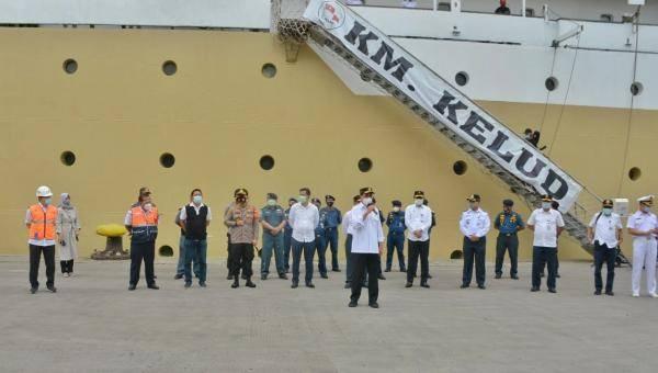 Libur Panjang, Menhub Cek Penerapan Protokol Kesehatan di Pelabuhan Tanjung Priok