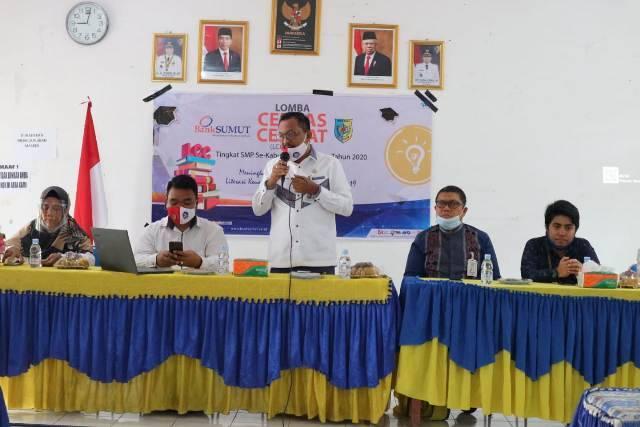 Bupati Zahir: Kepala Sekolah Manajer UPTD, Perlu Diseleksi