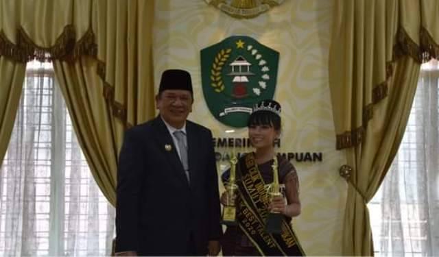 Dari Padangsidempuan, Nandita Frisela Harahap Akan Wakili Sumut di Ajang Pemilihan Puteri Cilik Indonesia 2020