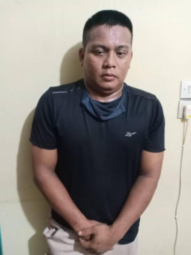 Polisi Sergap Seorang Komplotan Bajing Loncat di Medan