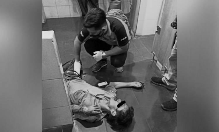 Ada Mayat Pria di Toilet Plaza Millenium Medan, Polsek Medan Helvetia Sigap Tangani Kasus