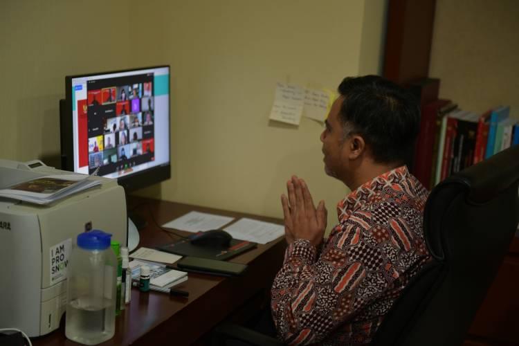 Deputi DKK Setkab Ajak Humas Pemerintah Jadi Pemuas Dahaga Informasi Publik