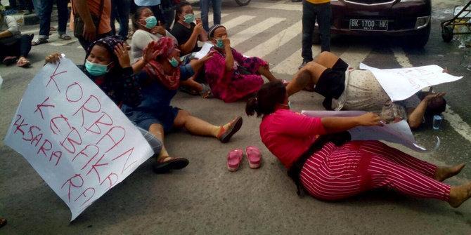 Pemko Medan Masih Rahasiakan Waktu Pembangunan RS Martondhi untuk Pedagang Aksara