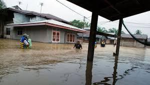2.143 KK Terdampak Banjir di Aceh Jaya