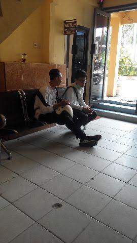 Ngaku Polisi di Jalan Sakti Lubis, Dua Pria Bawa Lari Motor CB 125 R Mahasiswa UISU