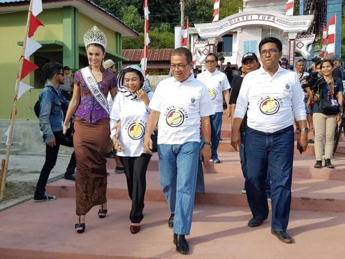 Miss Grand Internasional 2016 Asal Sumut Bakal Pulang Kampung