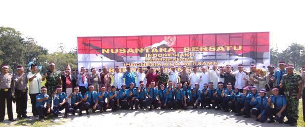 Pemkab Deli Serdang Gelar Apel Kebangsaan Nusantara