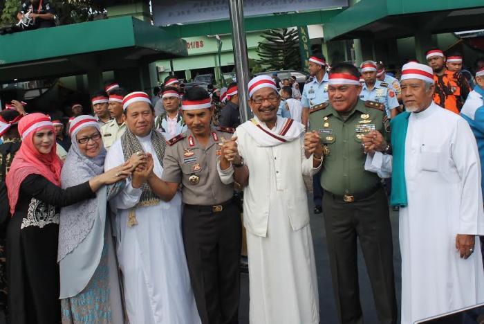 Pangdam I BB Mayjen TNI Lodewyk Pusung : Kegiatan Nusantara Bersatu Harus Dilestarikan