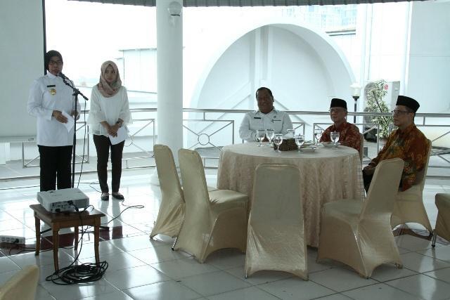 Matangkan Persiapan MTQ, Wagubsu, Dewan Penyantun dan LPTQ Sumut Coffee Morning
