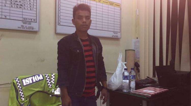Lumbangaol, Penabrak Pasutri Hingga Tewas Ditangkap Polisi