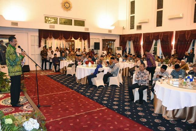 Tengku Erry Dukung Muhammadiyah Miliki Gedung Dakwah Yang Megah