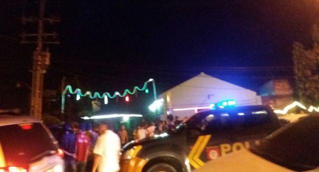 Belasan Pasangan Mesum Terjaring Polisi di Hotel Katana Jl Jamin Ginting