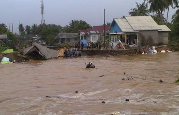 Penting untuk Diketahui, Pada Bulan Desember Wilayah di Sumut Rawan Bencana Banjir