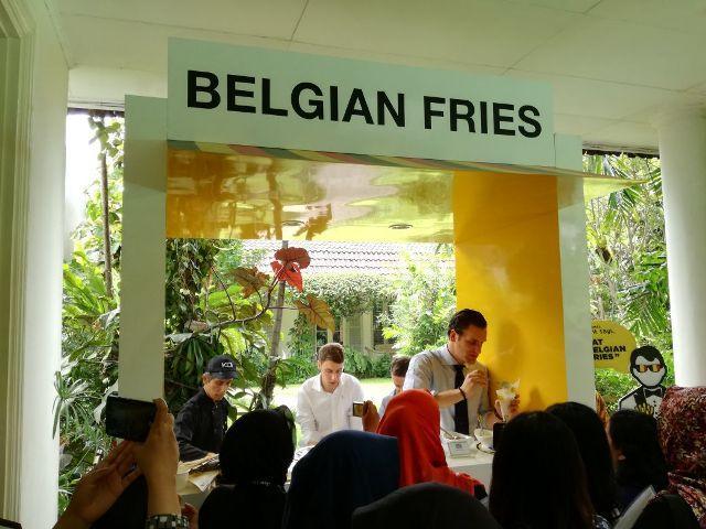 Belgia Lirik Indonesia sebagai Pasar Ekspor Makanan dan Minuman di Asia Tenggara
