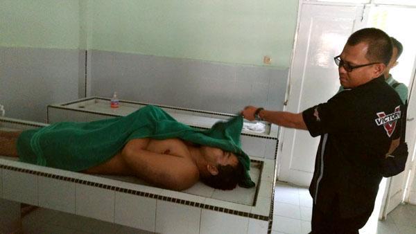 Harahap, Gembong Perampok dan Pelaku Pembacokan Personel Brimob Ditembak Mati