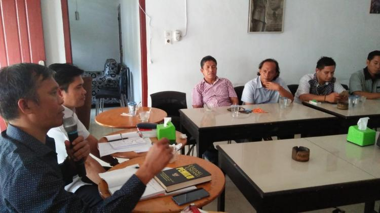 Akurasi DPT, Bawaslu Koordinasi dengan KPU dan Dinas Kependudukan