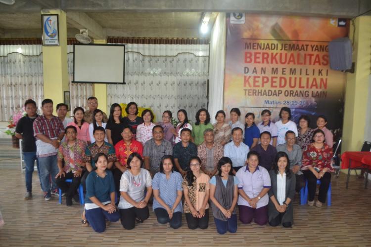 Gereja di Sumut Teken MoU menjadi Gereja Layak Anak