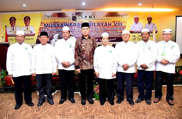 Musa Rajekshah Terpilih Secara Aklamasi Jadi Ketua IPHI Sumut