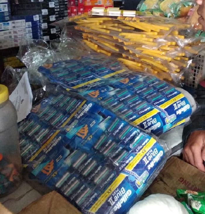Polrestabes Medan Ungkap Penjualan Gillette Palsu di Medan