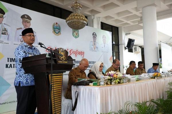 Kecamatan Medan Labuhan Masuk Nominasi Kecamatan Terbaik Tingkat Provinsi Sumut