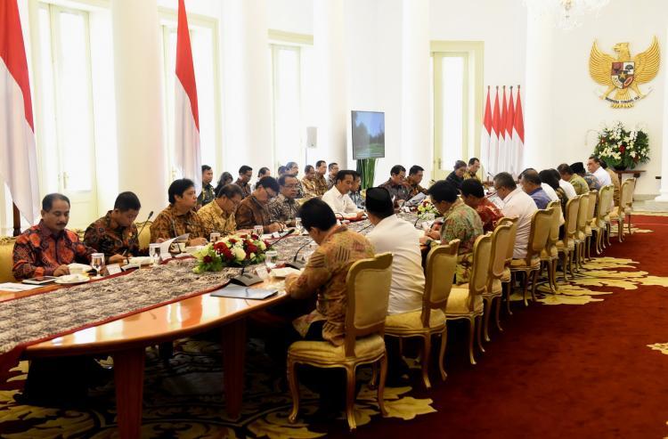 Masuk Pembangunan SDM, Presiden Jokowi Minta Kurikulum SMK Dirombak Besar-Besaran