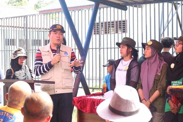 Kemenko Kemaritiman RI Apresiasi Penanaman 3000 Batang Mangrove di Medan Labuhan