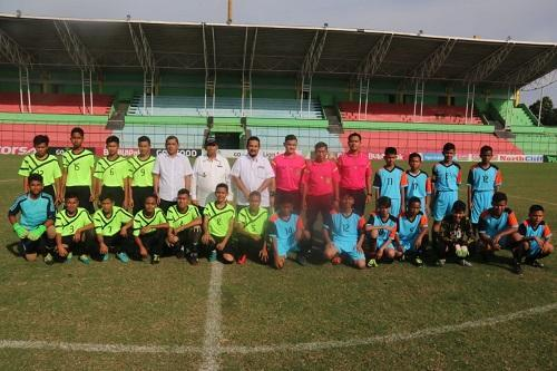 Diikuti 60 Tim Tingkat SMP dan SMA, Liga Pendidikan Kota Medan Digelar di Stadion Teladan