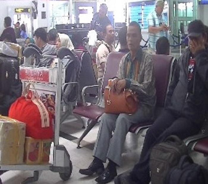 Terganggu Cuaca Buruk, 5 Rute Penerbangan Terpaksa Ditunda di Bandara Kualanamu