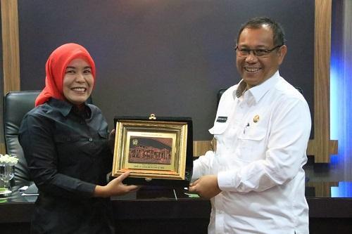 Pemko Palembang Minta Masukan Pemko Medan Soal ATCS