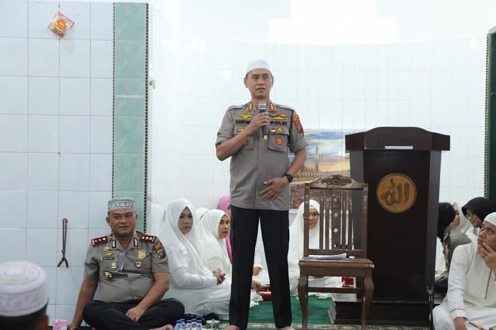 Kapolretabes Medan Imbau Masyarakat Lawan Aksi Terorisme