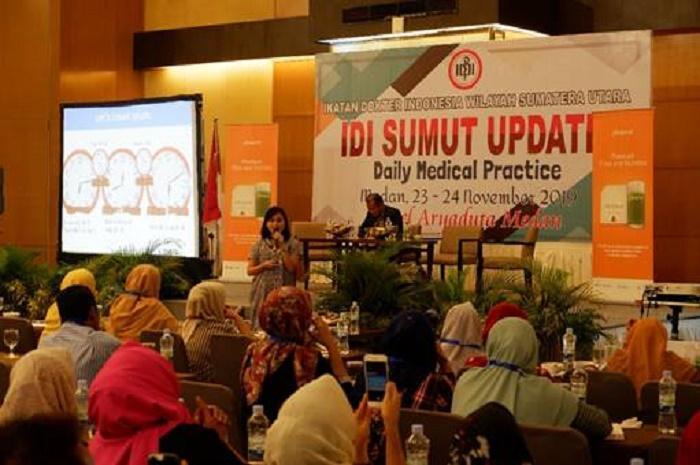 FibreFirst Dukung IDI Sumut Update: Kupas Tuntas Sehatnya Serat