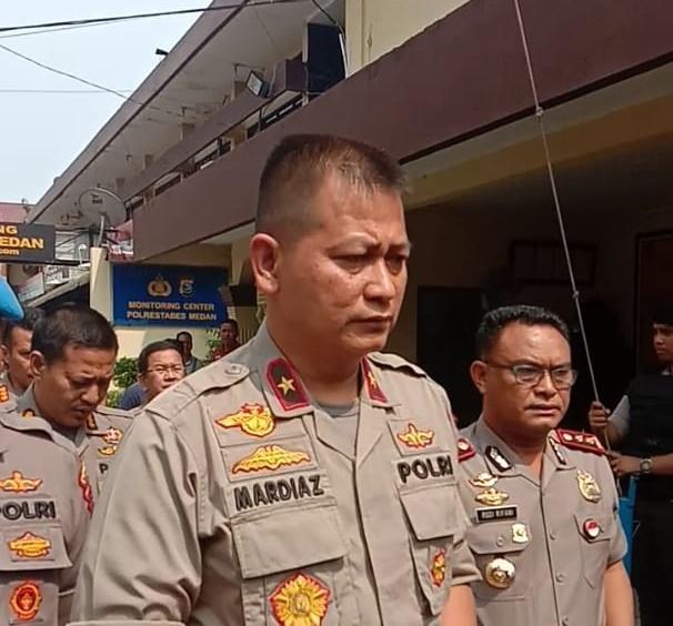 Wakapolda Sumut: Pelaku Bom Bunuh Diri Mapolrestabes Medan Dilakukan Tunggal