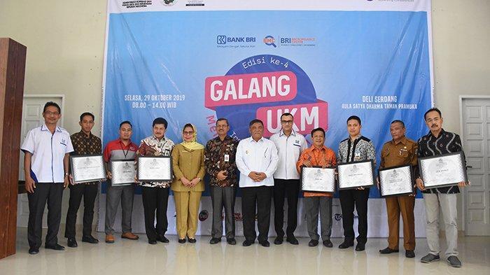 JNE Medan Raih Penghargaan ICSB Indonesia Presidential Award 2019