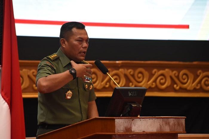 Kasum TNI Buka Geladi Yudha Dharma Dikreg XLVI Sesko TNI TA 2019