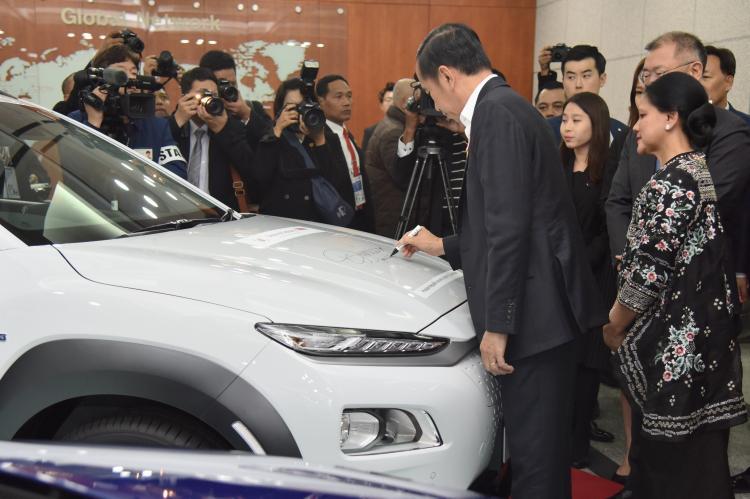 Investasi Hyundai di Indonesia Akan Serap 3.500 Tenaga Kerja