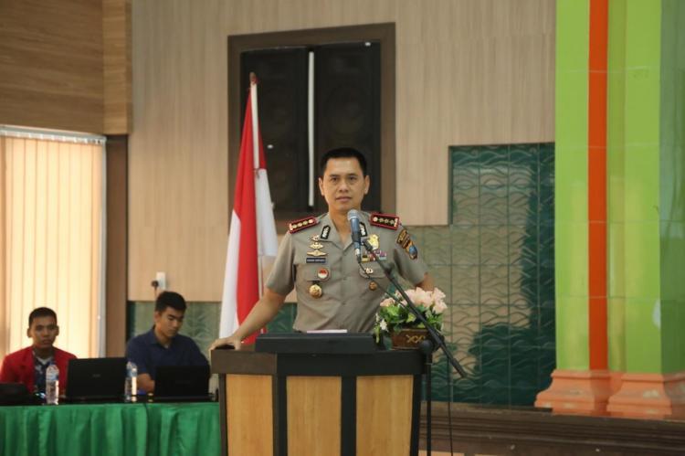 Kapolrestabes Medan:  Mahasiswa Harus Berkualitas untuk Indonesia Sejahtera