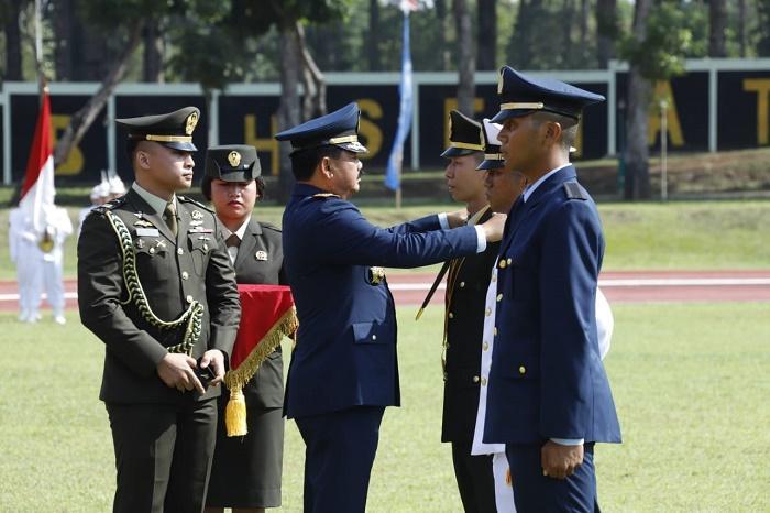 185 Perwira Karier TNI Tenaga Kesehatan TA. 2019 Dilantik Panglima TNI