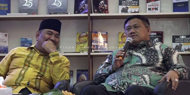 Kabupaten Labura Raih SPIP Level 3 dari BPKP Sumut