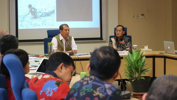 Kolaborasi BNPB dan Alumni Uncen Lestarikan Lingkungan di Papua