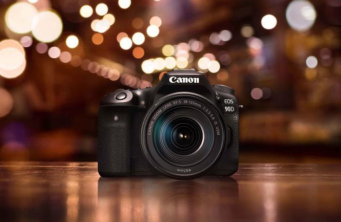 Canon Luncurkan Seri EOS 90D, Kamera DSLR Kelas Menengah dengan Kemampuan Profesional