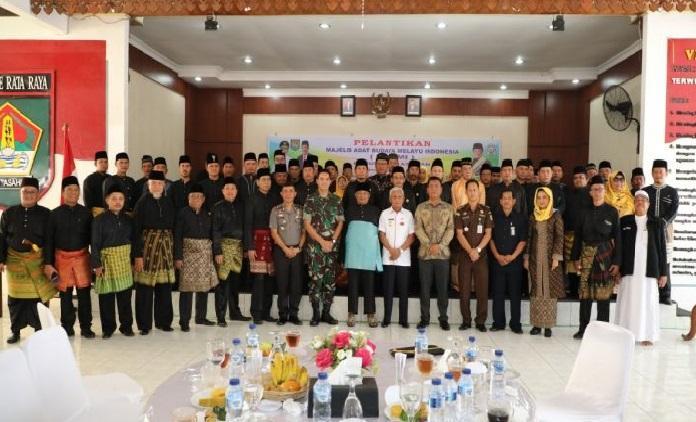 Pengurus PD MABMI Asahan Dilantik, Bupati Berharap Bantu Pemerintah Majukan Kebudayaan di Asahan
