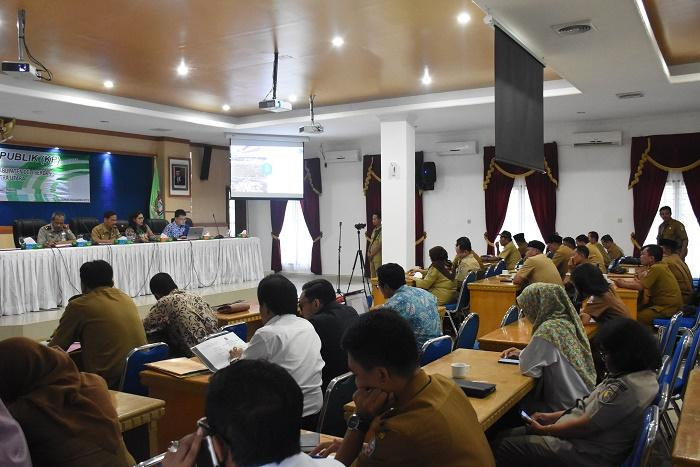 Pemkab Deli Serdang Laksanakan Konsultasi Publik Penyusunan RDTR