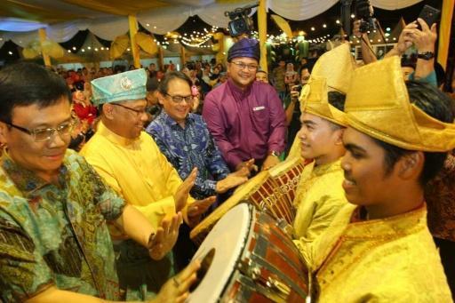 Plt Walikota Medan Buka Perhelatan Gemes 2019